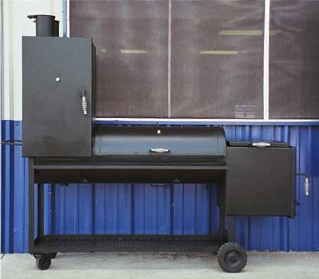 meat smoker plans