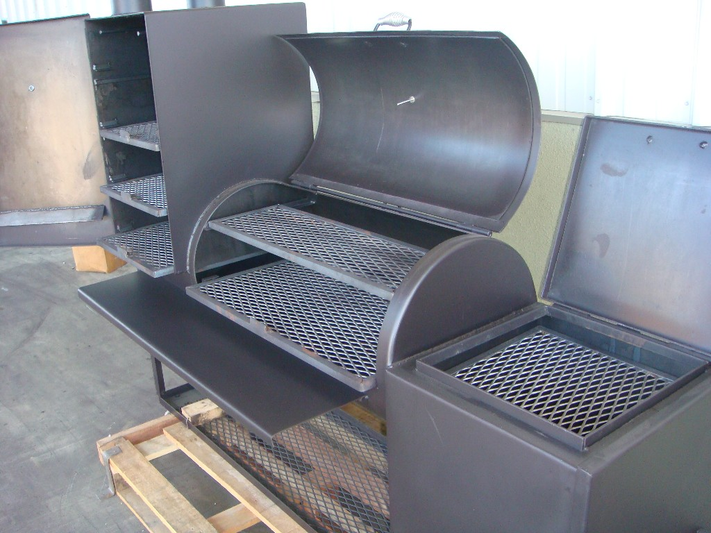 Backyard Bbq Smoker 20